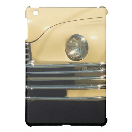Classic Yellow car Cover For The iPad Mini