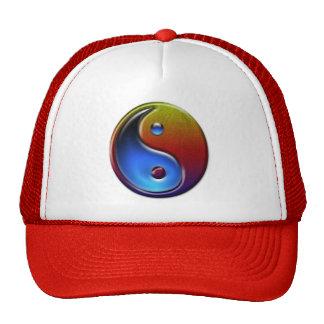 Classic Yin Yang hat