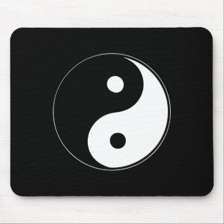 Classic Yin Yang Mouse Mat