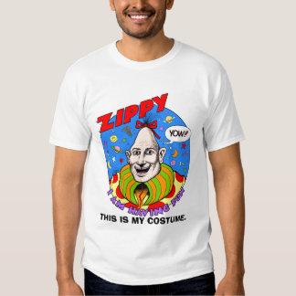 """Classic Zippy Halloween """"costume"""" Shirt"""