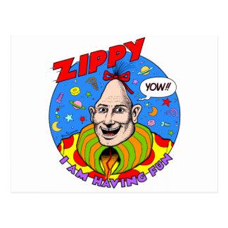Classic Zippy postcard
