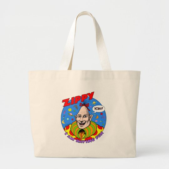 Classic Zippy Tote Bag