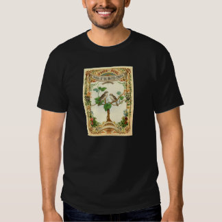 Classic Zoological Etching - Birds of the USA Shirt