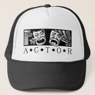 Classical Actor Trucker Hat