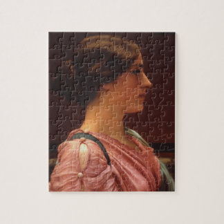 Classical Beauty by John William Godward Jigsaw Puzzles
