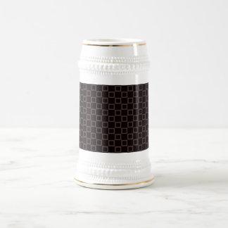 Classical brown chocolate Stein Mug