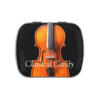 Classical Candy Tin
