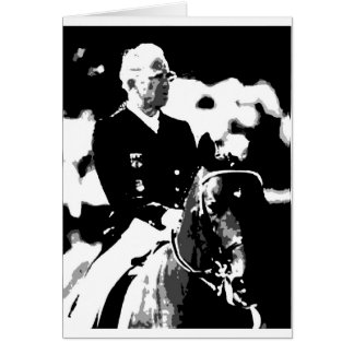 Classical Dressage 11 Card