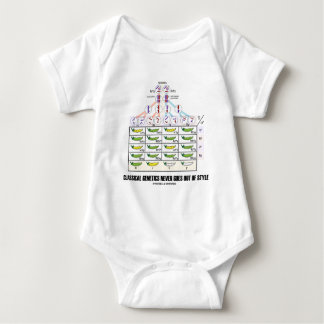 Classical Genetics Never Goes Out Of Style T-shirt