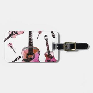 Classical guitar 03.jpg luggage tag