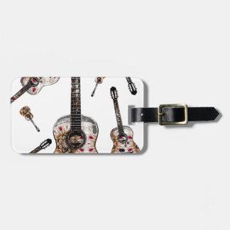 Classical guitar 15.jpg luggage tag