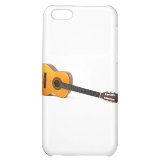 Classical guitar iPhone 5C cover