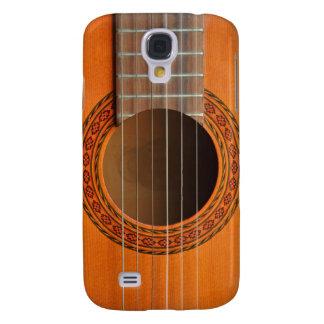 Classical guitar orange tan galaxy s4 case