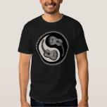 Classical Guitar Yin Yang T-shirts