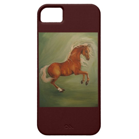 Classical Horse After Stubbs Case For The iPhone