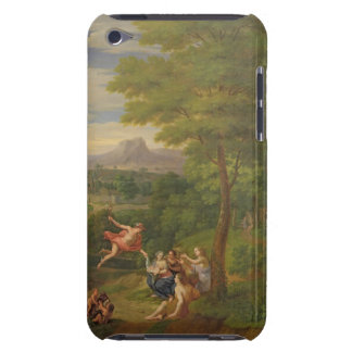 Classical Landscape with Mercury Overseeing the Bi Barely There iPod Cover