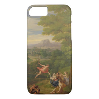Classical Landscape with Mercury Overseeing the Bi iPhone 8/7 Case