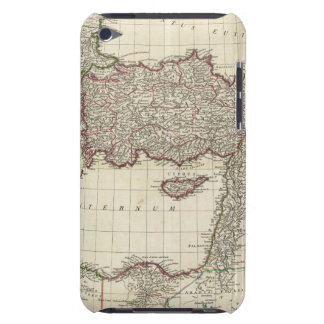 Classical Map of Rome Barely There iPod Case