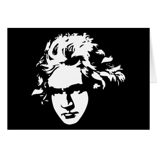 Classical Music Composer Beethoven Gift Cards