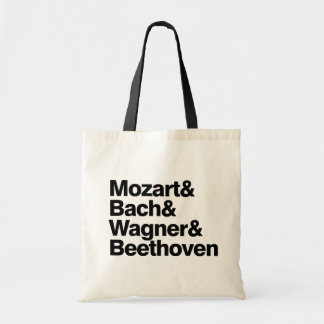 Classical Music - Composers Band Funny bag