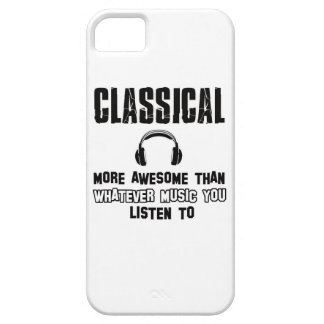 classical music design case for the iPhone 5