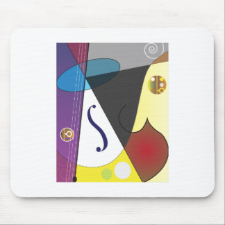 Classical Music Design Mousepad