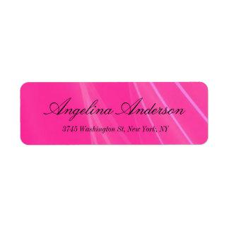 Classical Pink Elegant Handwriting Script Feminine