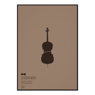 classical poster