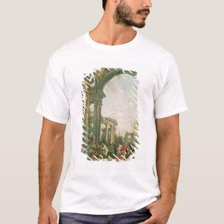 Classical ruins, 18th century T-Shirt