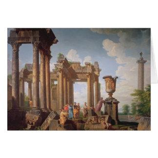 Classical Scene Card