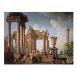 Classical Scene Postcard