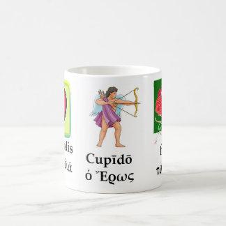 Classical Valentine Mug