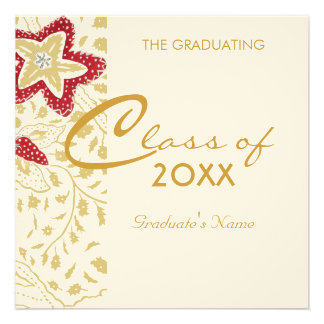 Classics Graduation Custom Invite