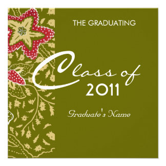 Classics Graduation Invites