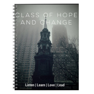 ClassofHC All the Way Up Promo Notebook