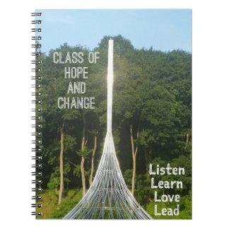 ClassofHC Be the Light Promo Notebook