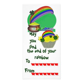 Classroom Irish Valentine Photo Cards