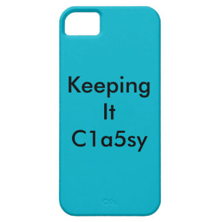 Classy 2015 iPhone 5 cover