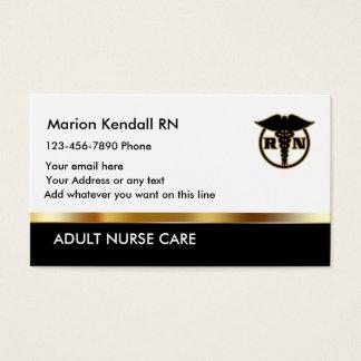 Classy Adult Nurse Care