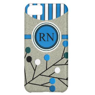 Classy and Artsy Registered Nurse Designs iPhone 5C Case