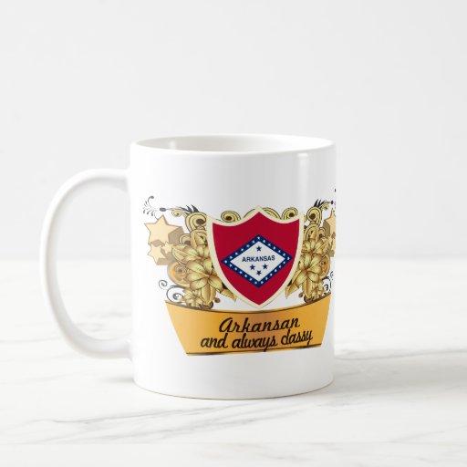 Classy Arkansan Coffee Mug