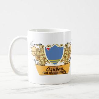 Classy Aruban Coffee Mugs
