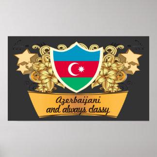 Classy Azerbaijani Poster