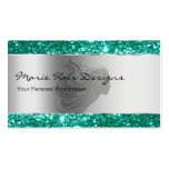 Classy Beauty Hairdresser Business Cards