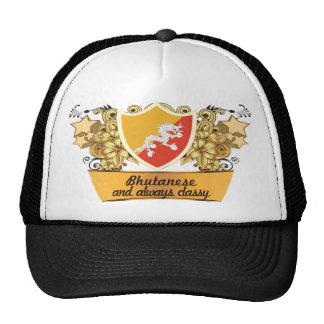 Classy Bhutanese Hats