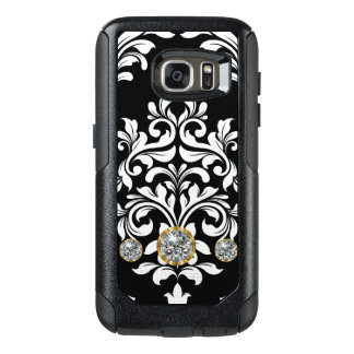 Classy Bling Damask OtterBox Samsung Galaxy S7 Case