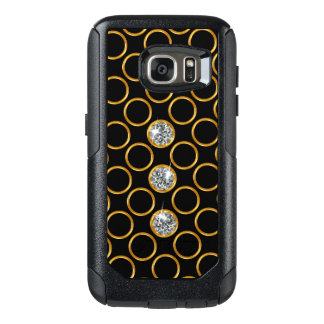 Classy Bling Style Pattern OtterBox Samsung Galaxy S7 Case