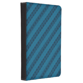 Classy Blue Custom Kindle 4 /  Kindle Touch Case