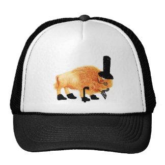 classy buffalo! trucker hat