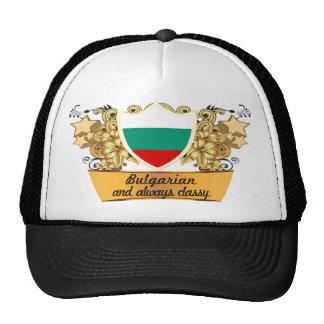 Classy Bulgarian Mesh Hat